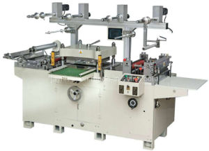 JMQ-320N Electronic Label Die Cutting Machine pictures & photos