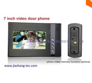 Video Door Phones Wird 7 Inch Phone Intercom Bell Entry System