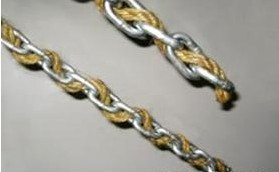 Wfq Rope-Insert Compensation Chain
