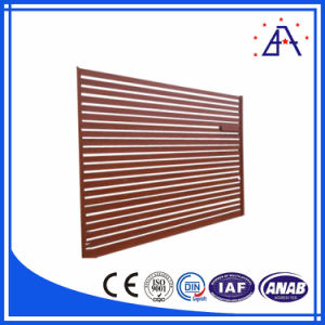 Hot Sale Security Powder Coating Alloy 6063-T5 Aluminum Fence Panel pictures & photos