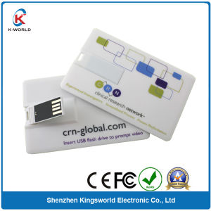 Opening Card USB with 4GB Capacity