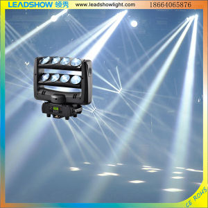 LED Stage Moving Head Spider Light with 8 Head