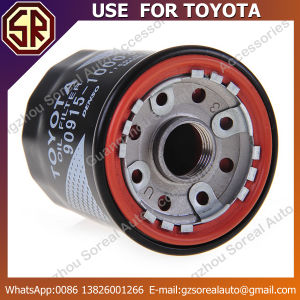 High Quality Car Parts Oil Filter for Toyota 90915-10003