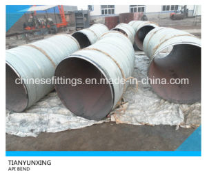 API 5L X60 Carbon Steel Pipe Fitings Bend with 3lpe pictures & photos
