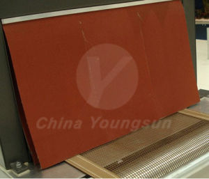 Heat Resist Silicone Coated Fabric Cloth pictures & photos