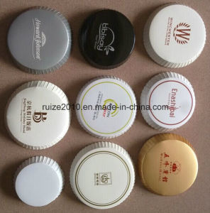 Paper Lid Forming Machine with Logo Printing