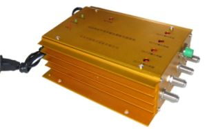 High Performance Indoor Optical Receiver