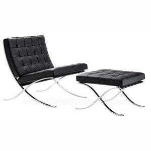 China Ludwig Mies Van Der Rohe Barcelona Chair And Ottoman