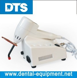 Dental LED Light Curing Unit (wireless, Metal shell)