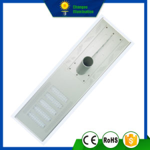 100W All in One LED Panel Street Solarlight