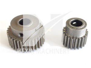 Powdered Metals Gear Sintered Gears Metal Parts pictures & photos