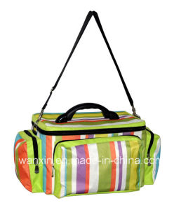 Nylon Reusable Lunch Cooler Bag