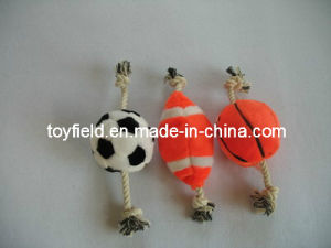Ball Pet Rope Funny Product Dog Rope Toy pictures & photos