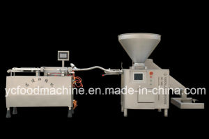 Competitive Price Sausage Making Machine/Sausage Production Line pictures & photos