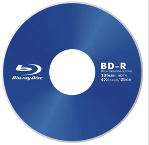 blu ray dvd r