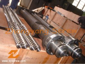 Kabra Extrusion PVC Parallel Double Screw and Barrel pictures & photos