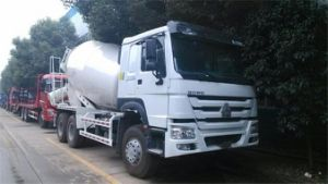 HOWO 6*4 Cement Mixer Truck Concrete Mixer Truck pictures & photos