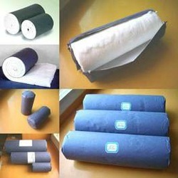 High Quality 100% Bleached Cotton Roll pictures & photos