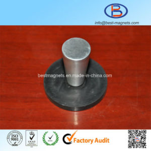 ISO Factory of Rubber Coated/Coating/Covering Neodymium Magnet Pot/Gripper