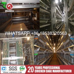 Poultry Farm Hen Cage Battery Cage pictures & photos