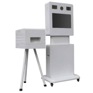 China Portable Photo Booth Pb 10 With Printer Box China Rental