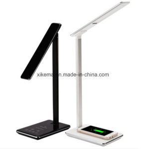 Wholesale LED Lighting Qi Wireless Charging LED Desk Lamp for Reading Studing Working