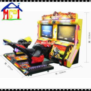 china ff twins motorcycle slot machine racing arcade game amusement