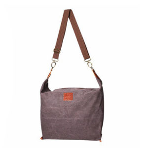 Canvas Crossbody Bag Shouder Messenger Leisure Bag for Women pictures & photos