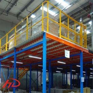 Warehouse Storage Mezzanine Floor Multi-Tier Shelving