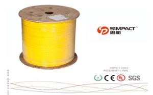 FTTH Multi fibers Bunch Indoor Soft Optical Cable pictures & photos