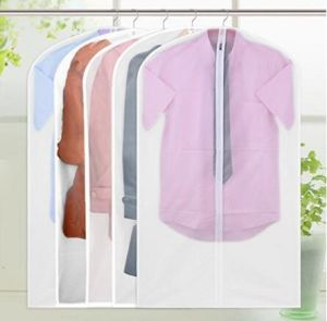 Waterproof Clothes And Plastic Bag For Cover Garment Suit Shirt Dress
