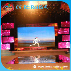Rental P4 Indoor LED Display Sign for Meeting Room pictures & photos