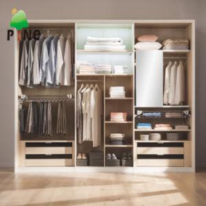 Open Style Walk-in Closet Designs Bedroom Wardrobe for Sale