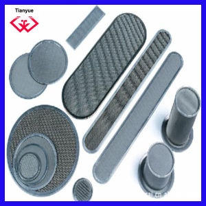 Ss 316/304 Sintered Filter Mesh Filter pictures & photos