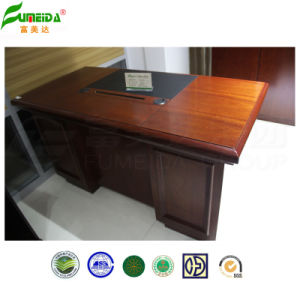 MDF Hot Selling Red Coffee Office Table pictures & photos