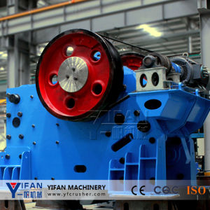 Low Price Frame Construction Series Jaw Crusher pictures & photos