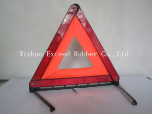 Traffic Sign of Warning Triangle