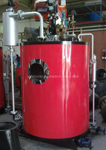 Vertical Gas Fired Steam Boiler (LSS Series) pictures & photos