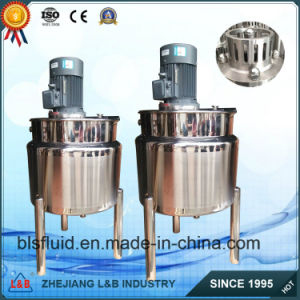 Ice Cream Homogenizer, Ice Cream Machine, Ice Cream Mixing Tank