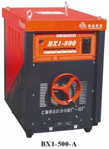 Bx1-500 Moving-Core Type AC Welding Machine pictures & photos