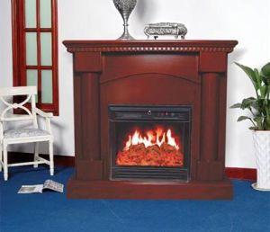 CE Approved European Electric Fireplace (014-130) pictures & photos