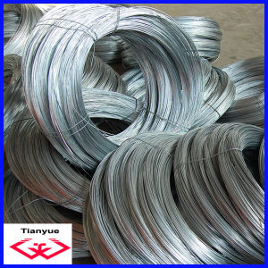 High Quality Electric Galvanized Wire pictures & photos