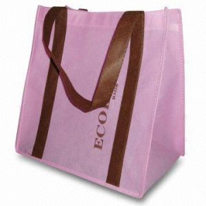 Cheap Custom High Quality Promotional Eco-Friendly Non Woven Shopping Bag