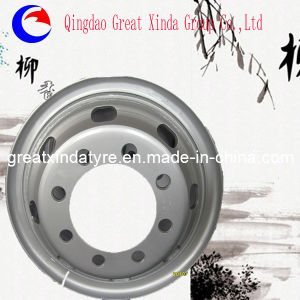 Tube Truck Wheel Rim with High Quality (8.00-20) pictures & photos