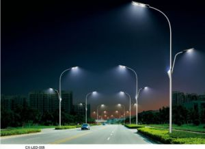 120W 150W 200W LED Street Lamps, CE Approved, UL Approved