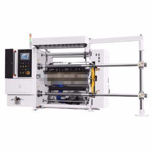 High Speed Automatic Slitting and Rewinding Machine