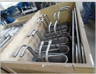 Titanium Heat Exchanger Tube ASTMB338 ASME SB338
