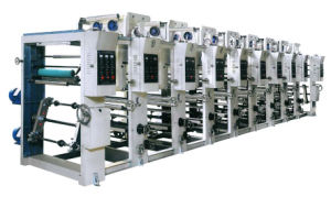 BOPP\Pet\PVC and PE Rotogravure Printing Machine (ASY) pictures & photos