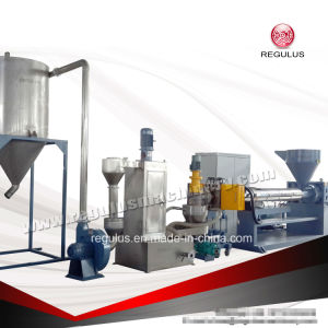 High-Efficient Waste Plastic Single Screw Recycling and Pelletizing Machine pictures & photos