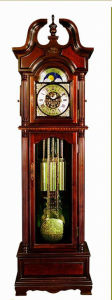 Solid Wood Grandfather Clock (MG2403)